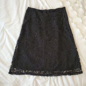 ***BUNDLE & SAVE*** Cato Black Lace Skirt